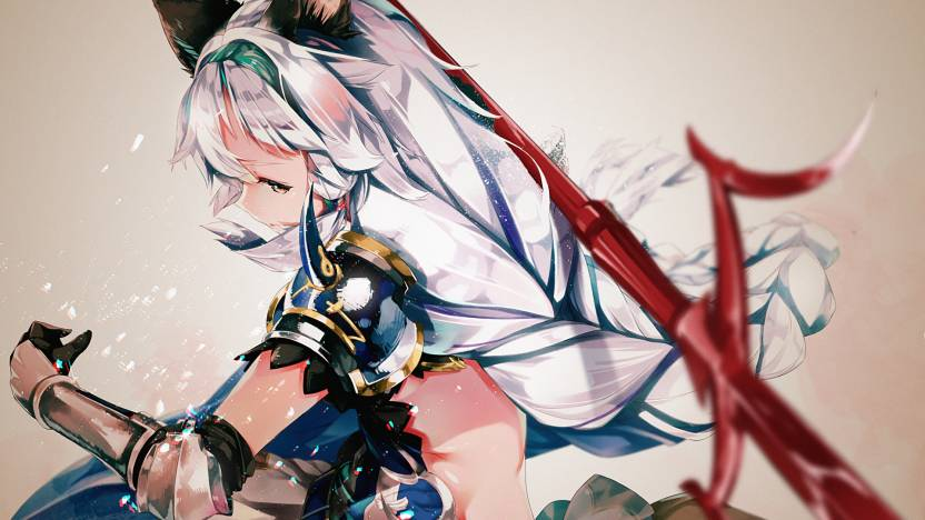 Athah Anime Granblue Fantasy Heles 13 19 Inches Wall Poster Matte