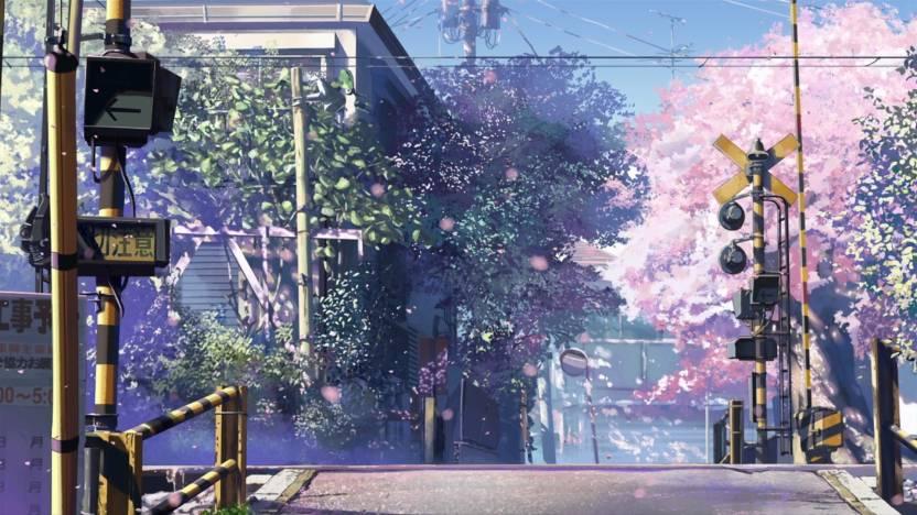 Athah Anime 5 Centimeters Per Second 5 Centimeters Per Second Makoto Shinkai 1319 Inches
