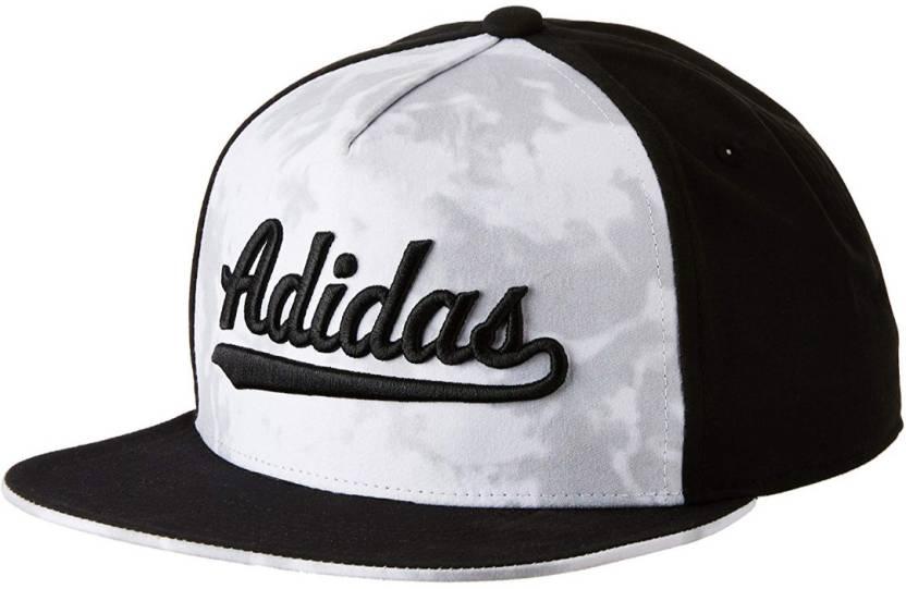 ADIDAS Solid Stylish Cotton Cap - Buy ADIDAS Solid Stylish Cotton Cap  Online at Best Prices in India  e7c1837e30