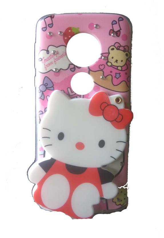 sale retailer 30048 7cf54 ANVIKA Back Cover for Anvika Mirror Hello Kitty Case Cover For ...