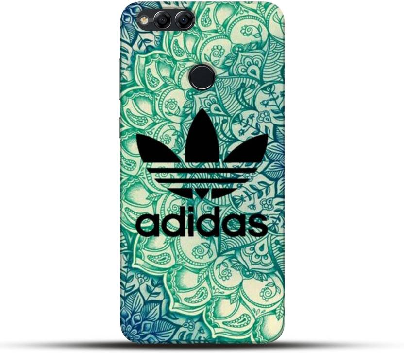 meet 1a9f0 eae09 Pikkme Back Cover for Adidas Brand Logo Huawei Honor 7X - Pikkme ...