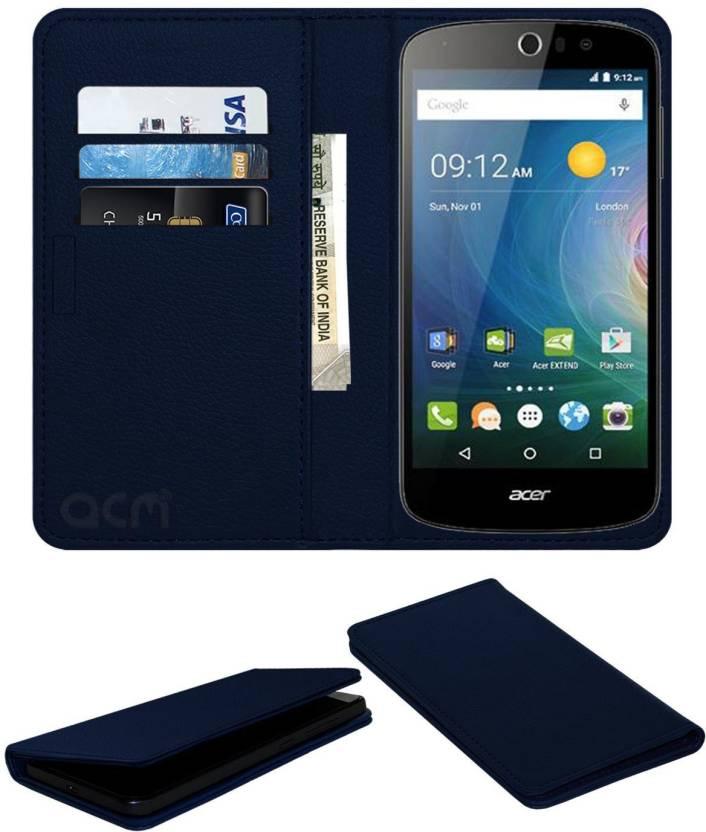 save off 2037b d2f98 ACM Flip Cover for Acer Liquid Z530 - ACM : Flipkart.com