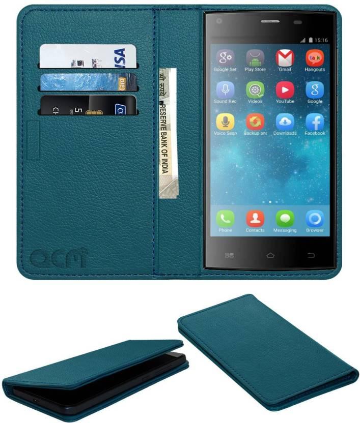 ACM Flip Cover for Bq S40 - ACM : Flipkart com