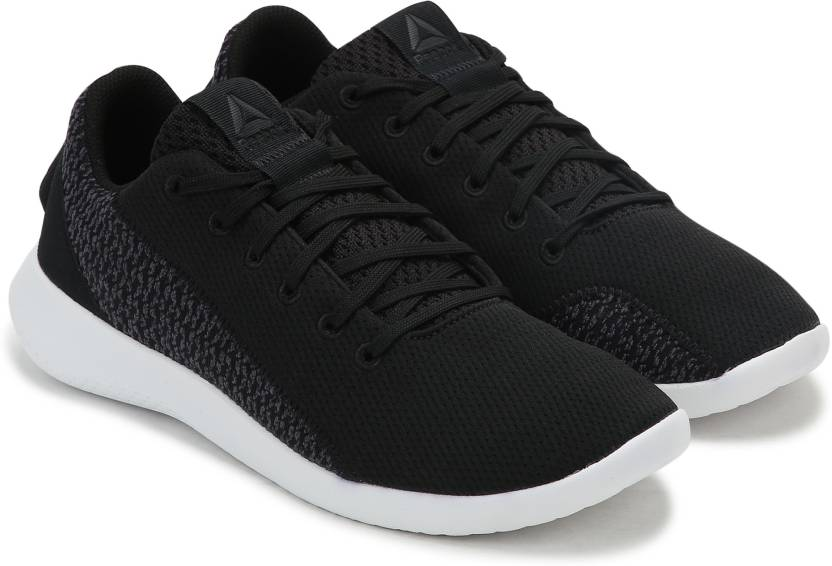 1c413af9fe25 REEBOK ARDARA Walking Shoes For Women - Buy BLACK ASH GREY WHITE ...