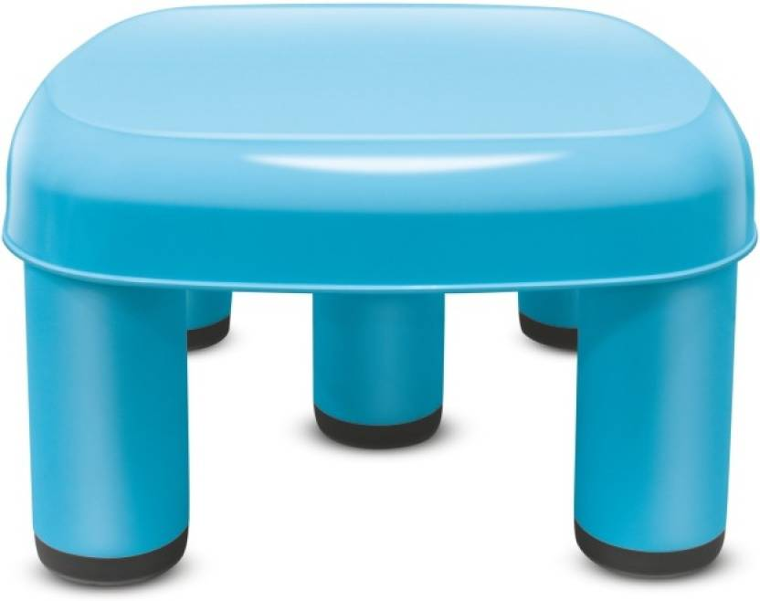 Milton Multipurpose Premium Quality Plastic Hardy Stool Bathroom