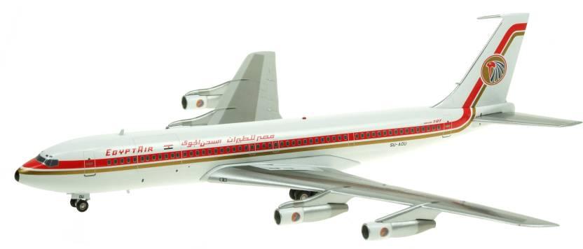 INFLIGHT200 Egyptair Boeing 707300 1/200 scale diecast