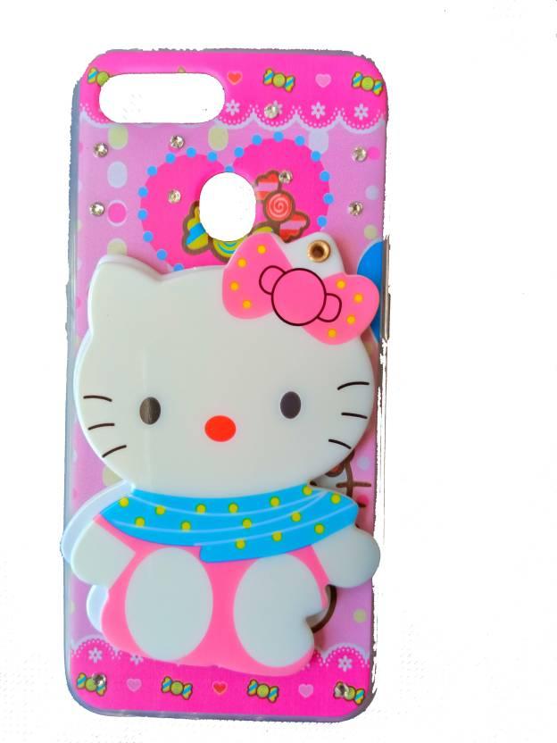 ANVIKA Back Cover for Anvika Mirror Hello Kitty Case Cover