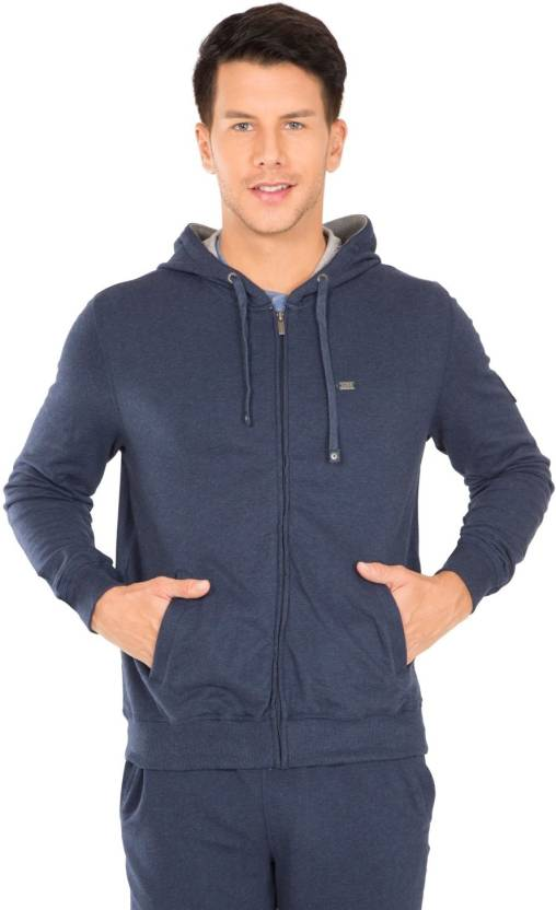 6fe37ad93d6 Jockey Full Sleeve Solid Men Jacket - Buy Jockey Full Sleeve Solid Men  Jacket Online at Best Prices in India | Flipkart.com