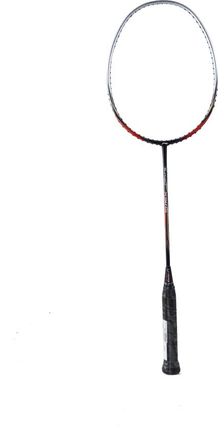 Li Ning TURBO X50 G4 Multicolor Strung Badminton Racquet Pack of: 1, 87 g