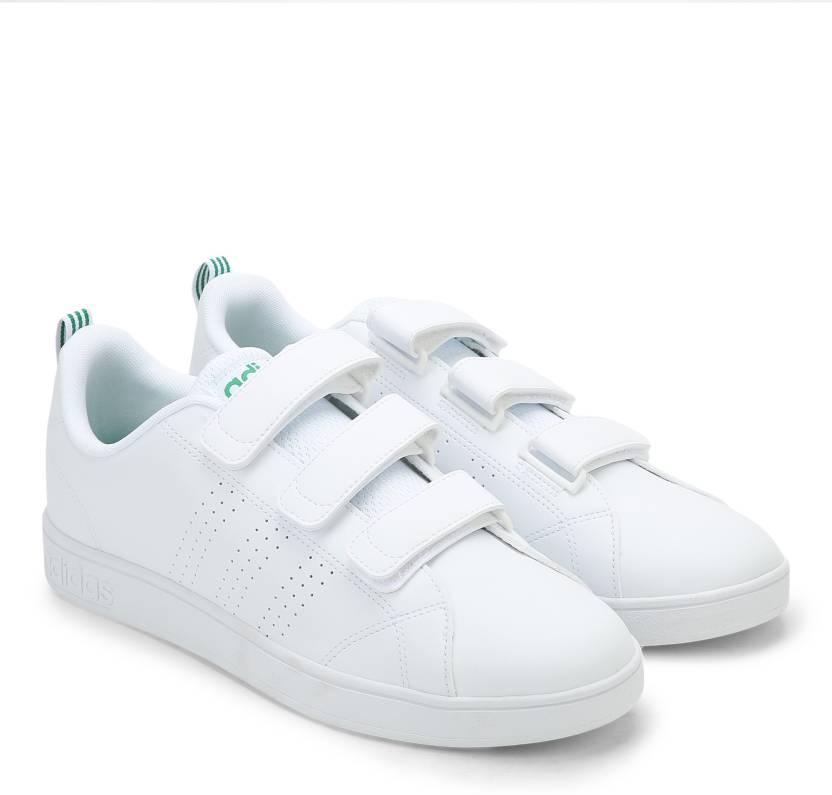 size 40 9199f c8965 ADIDAS VS ADVANTAGE CL CMF Sneakers For Men (White)