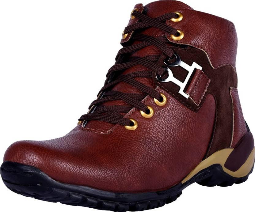 464d2b1583 Shoe Icon Boots For Men - Buy Shoe Icon Boots For Men Online at Best ...
