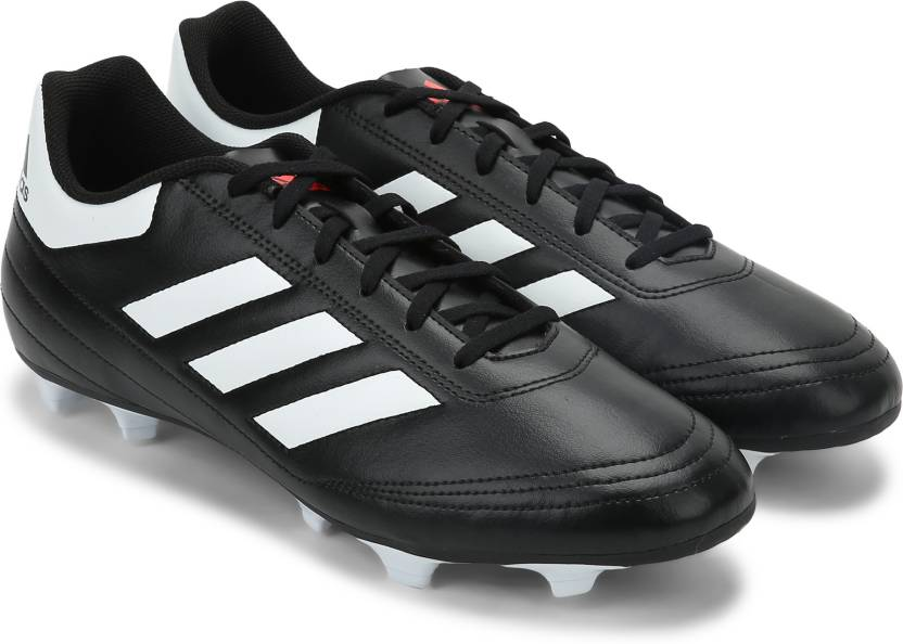 newest collection 7c937 bee98 ADIDAS GOLETTO VI FG Football Shoes For Men (Black)