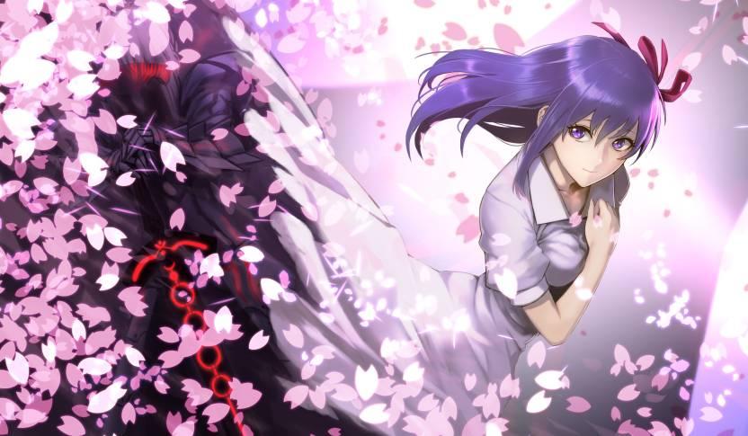 Athah Anime Fate/Stay Night Fate Series Sakura Matou Saber Alter 13