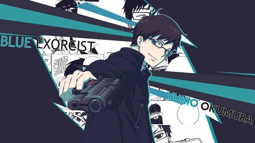 Athah Anime Blue Exorcist Yukio Okumura 13 19 Inches Wall