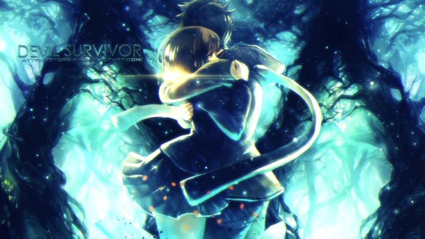 Athah Anime Devil Survivor 2: The Animation 13*19 inches