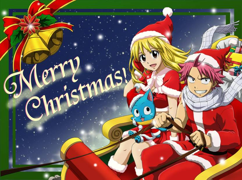 Fairy Tail Poster Anime