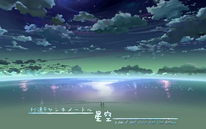 Athah Anime 5 Centimeters Per Second Akari Shinohara Takaki Touno 5 Centimeters Per Second 13