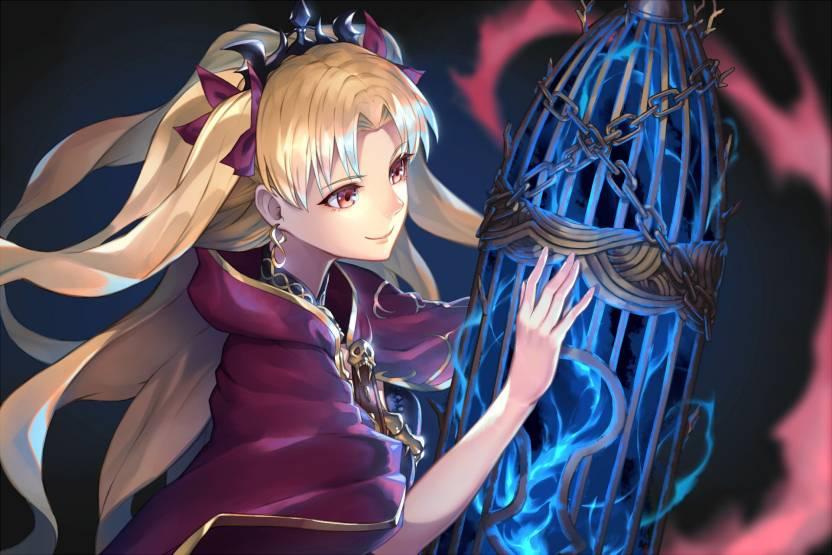 Athah Anime Fate/Grand Order Fate Series Ishtar Ereshkigal