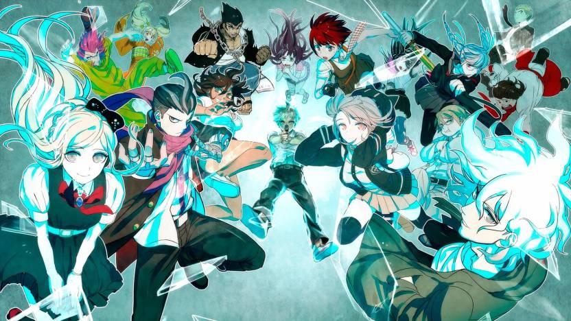 Athah Anime Danganronpa 2 Goodbye Despair 1319 Inches Wall Poster Matte Finish