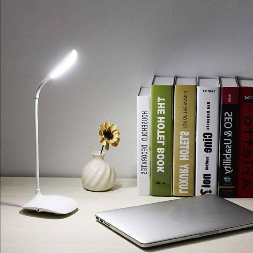 Výsledok vyhľadávania obrázkov pre dopyt Swan Light - Rechargeable Flex Desk Lamp