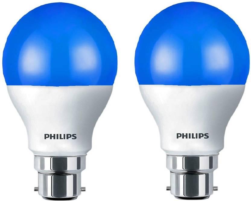 Philips 5 W Standard B22 Led Bulb