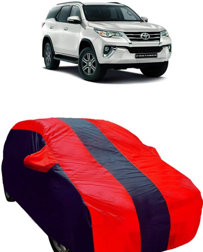 AutoKraftZ Car Cover For Toyota Fortuner (With Mirror