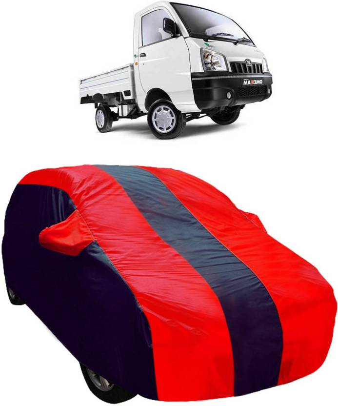 Autokraftz Car Cover For Mahindra Maximo Plus With Mirror Pockets