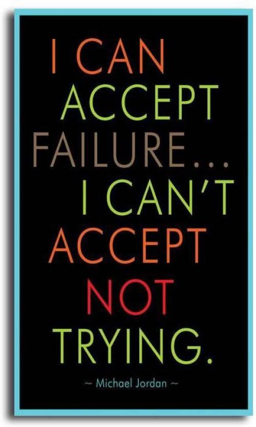 Pixelartz Michael Jordan Quotes Poster