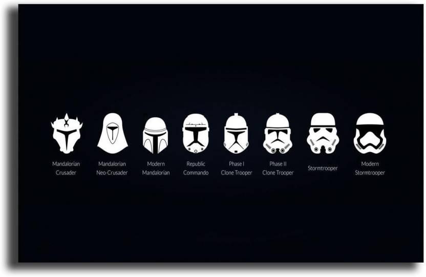 Pixel Artz Sci Fi Star Wars Clone Troopers Vs
