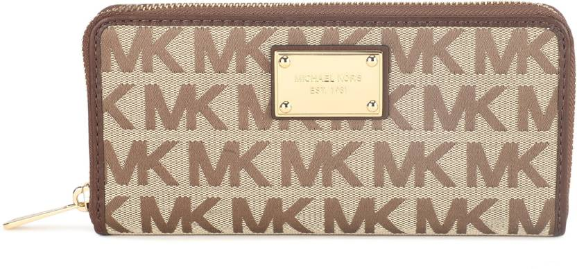 df6d7d8d8dc6 Michael Kors Women Casual Brown Genuine Leather Sling Bag Mocha - Price in  India | Flipkart.com