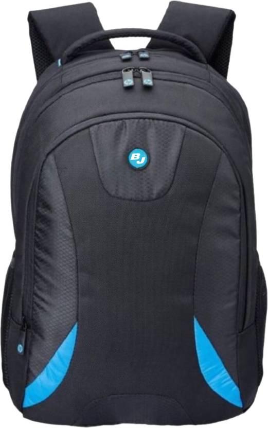 b3216c953c03 bjird HP00110 Waterproof Backpack (Black