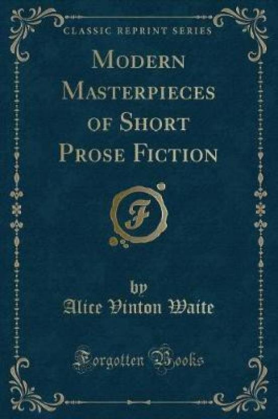 masterpieces of modern short fiction