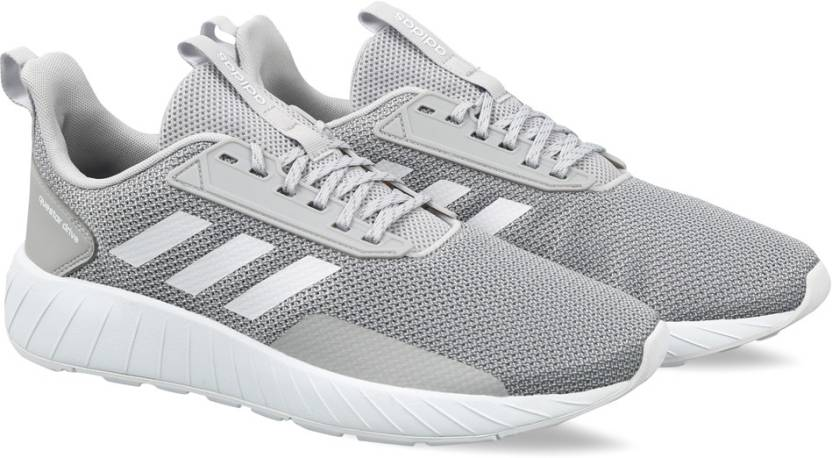 the best attitude 63920 207aa ADIDAS QUESTAR DRIVE Running Shoes For Men (Grey)
