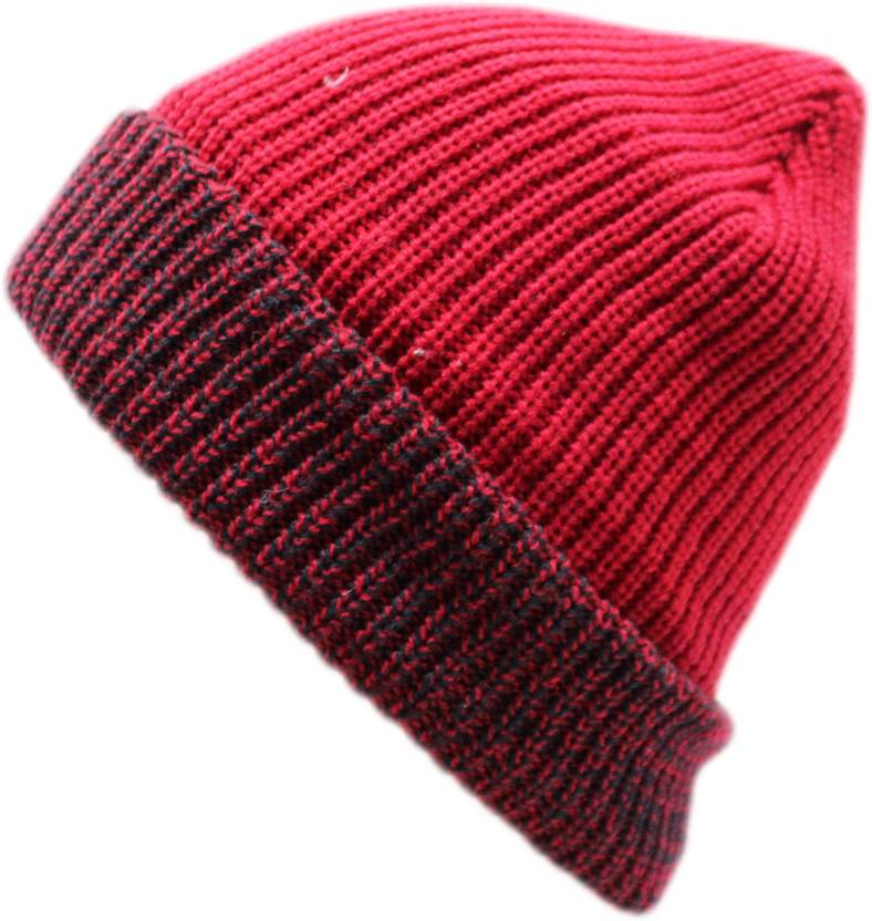 0e5f17becf326 Friendskart Printed Men Winter Hat Knitted Square Striped Cap Hollow Double  Wear Women Hat Unisex Beanie Keep Warm Woolen Hat Cap - Buy Friendskart  Printed ...