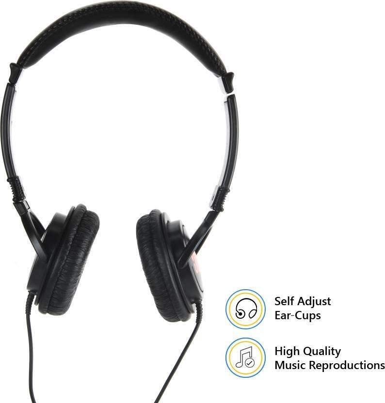 JBL T250SI Wired Headphone Black, On the Ear  JBL Headphones
