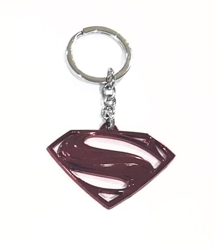 Superman Sr1 Key Chain Price in India - Buy Superman Sr1 Key