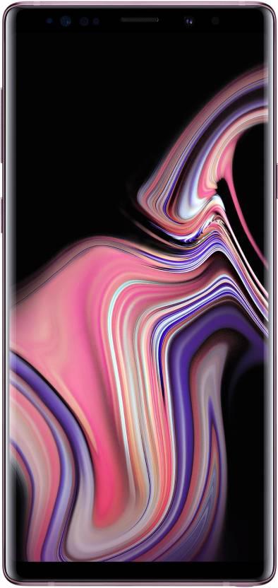 Samsung Galaxy Note 9 (Lavender Purple, 128 GB)(6 GB RAM)