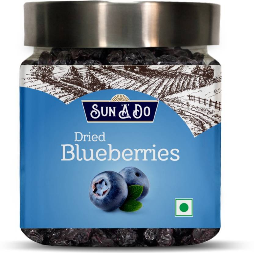 SUN'A'DO Dried Blueberries 150g Blueberry Price in India