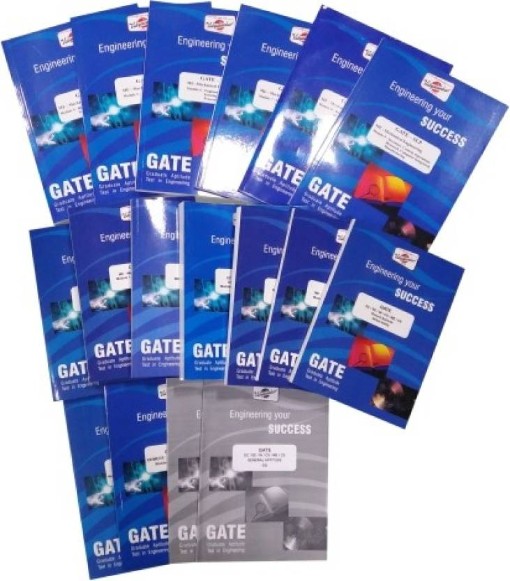 GATE 2019 Mechanical Engineering Complete Set Of Study