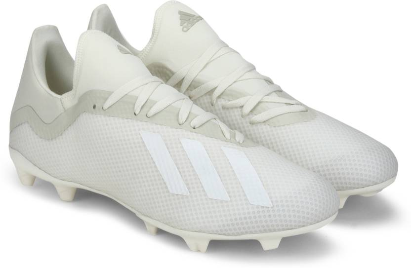 various colors dd66e 4512d ADIDAS X 18.3 FG Football Shoes For Men