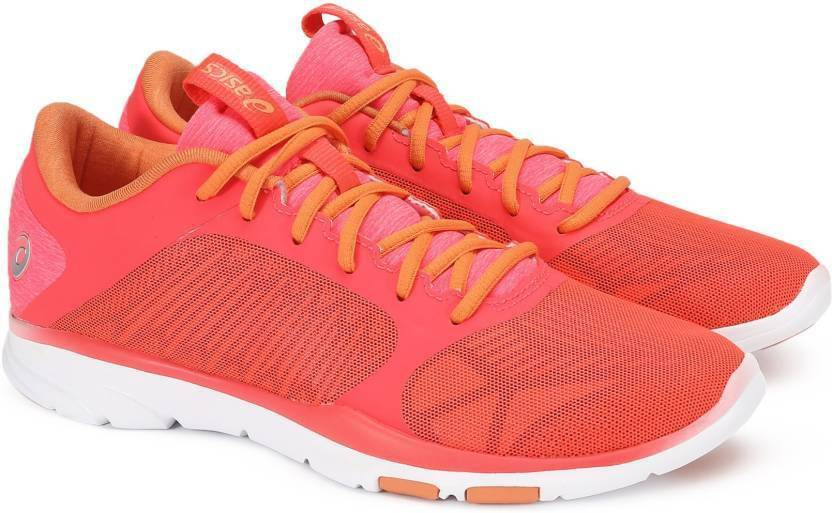 211c6548ccfb Asics GEL-FIT TEMPO 3 Fitness Shoes For Women (Pink)