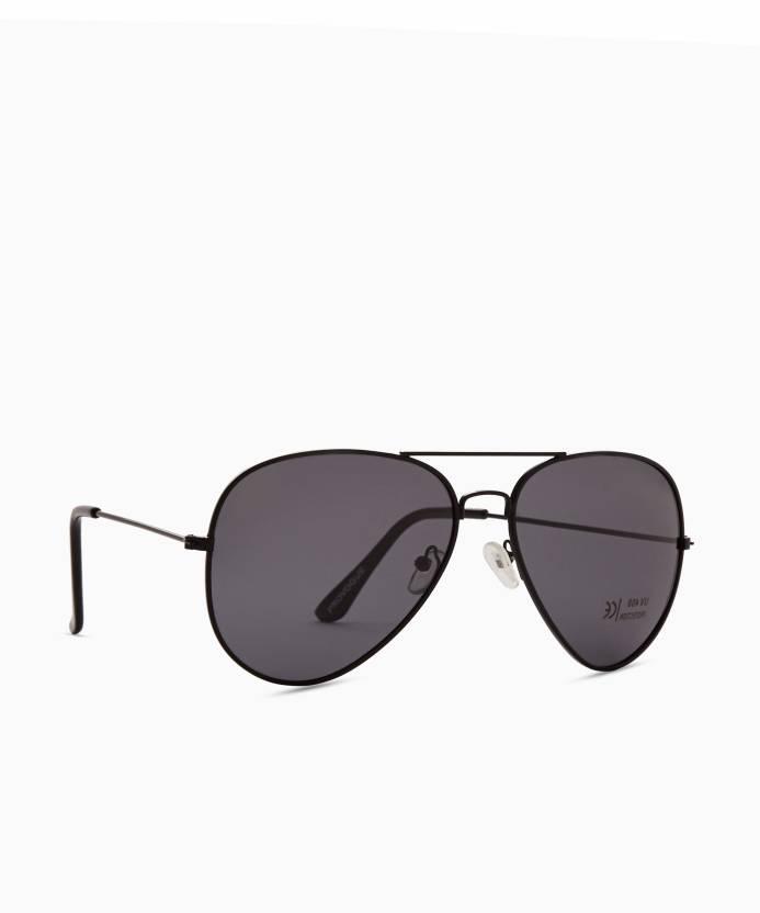 3fa1dbb46d8d Buy Provogue Aviator Sunglasses Grey For Men & Women Online @ Best ...