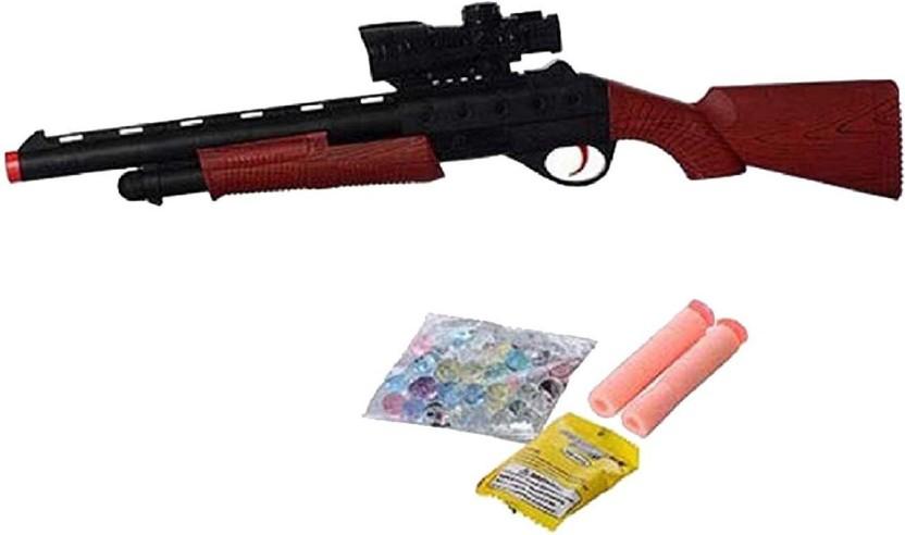 SHOTGUN PUMP 1//12 scale dollhouse cast metal miniature ISL1228 firearm gun