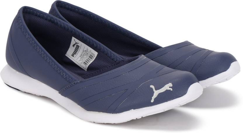 d8800250612 Puma Vega Ballet SL IDP Bellies For Women - Buy Blue Indigo-Blue ...