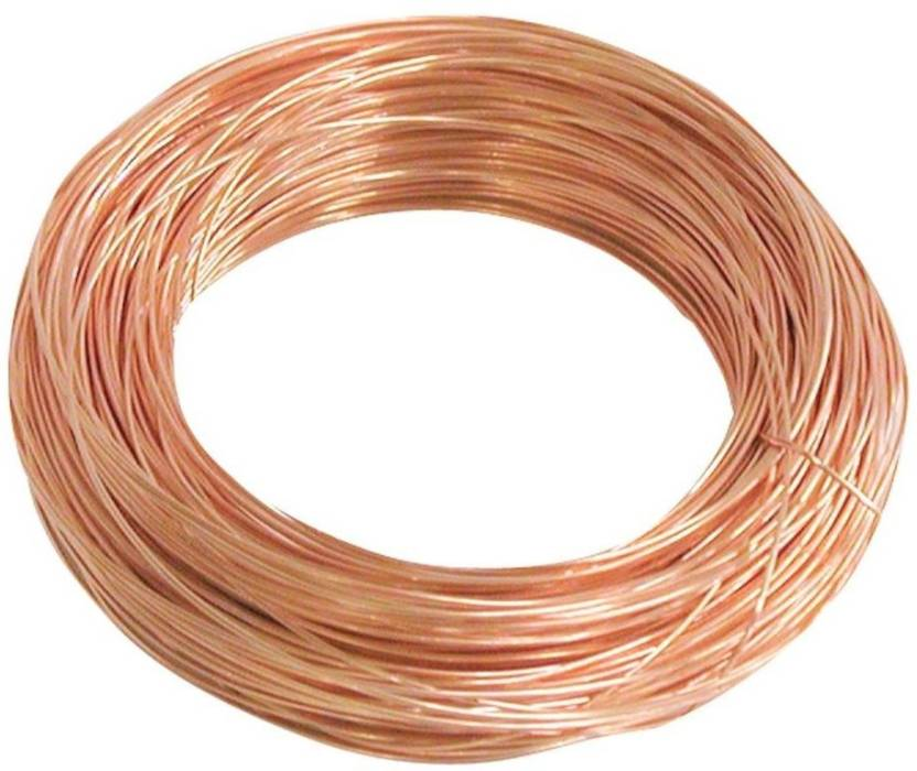 26 Gauge Wire >> Art Ifact 26 Gauge 20 Meters Of Copper Wire 0 457 Mm Diameter