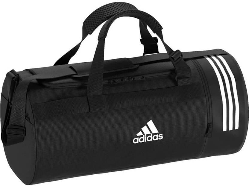 b2cfcb8eb26e ADIDAS CVRT 3S DUF M 40 L Laptop Backpack BLACK WHITE WHITE - Price ...