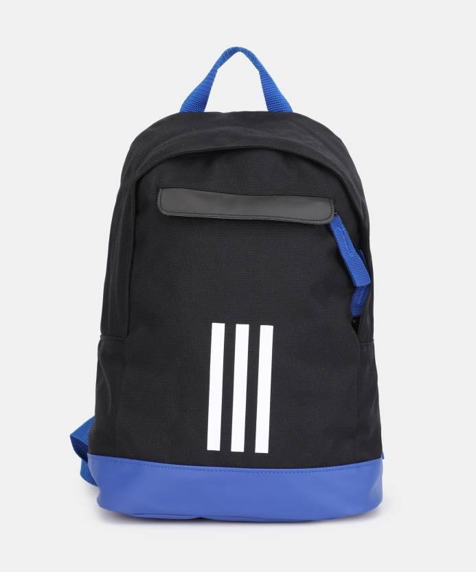 ADIDAS ADI CL XS 3S 10 L Laptop Backpack BLACK WHITE WHITE - Price ... 2121e1faf5902