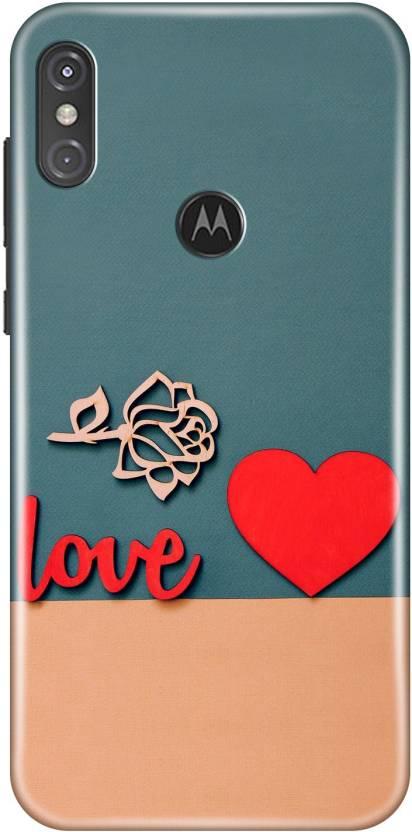 designer fashion 660d6 d2f8a Flipkart SmartBuy Back Cover for Motorola Moto One Power - Flipkart ...