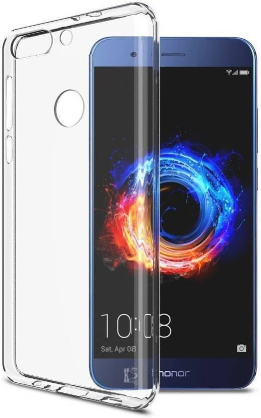 brand new b42f3 3d29e Fashion Way Back Cover for Honor 8 Pro (Transparent Flexible Case ...
