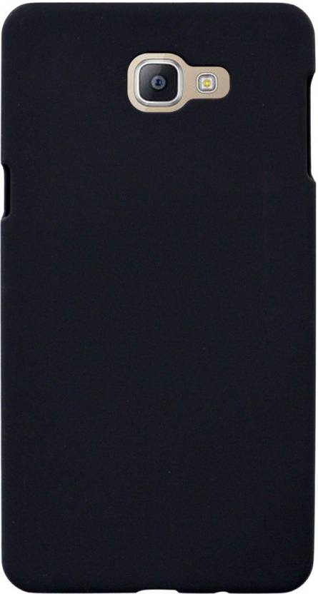 Coverage Back Cover for Samsung Galaxy A9Pro Black